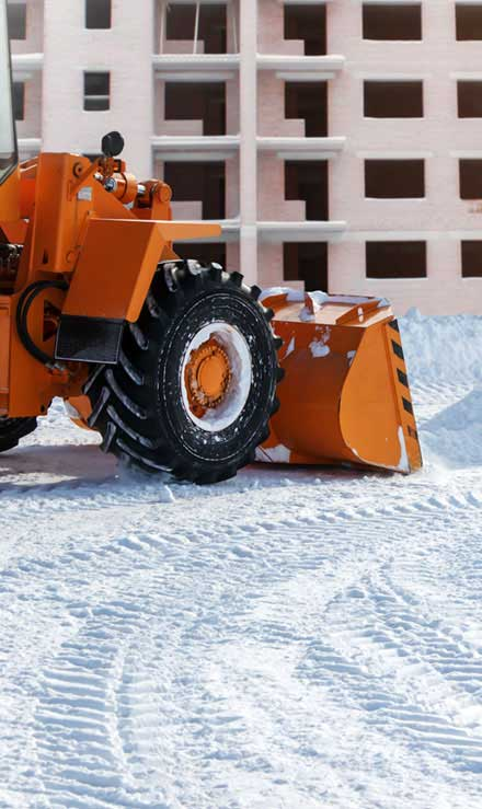 Empire Yard Services Commercial Snow Removal