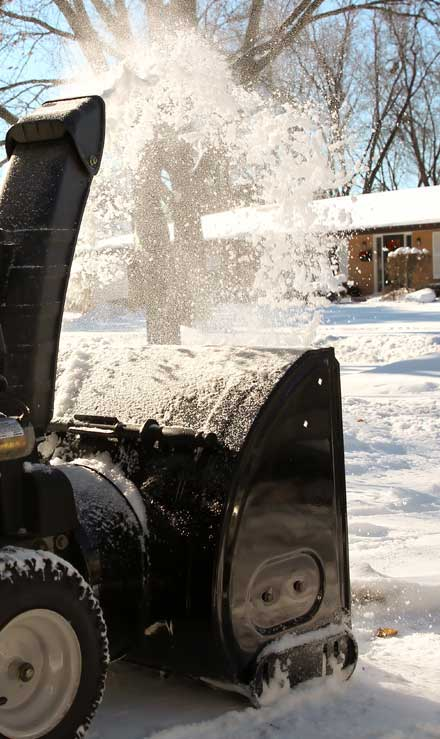 Empire Yard Services Residential Snow Removal